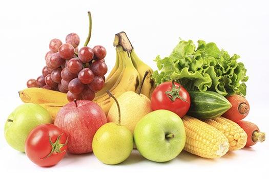 Frutta e verdura per prevenire l'ictus