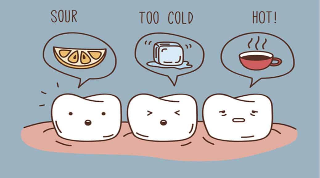 Ipersensibilità dentale: che cos'è?