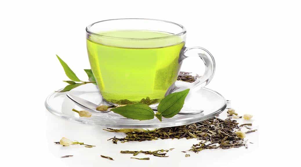 Le proprietà benefiche del tè verde