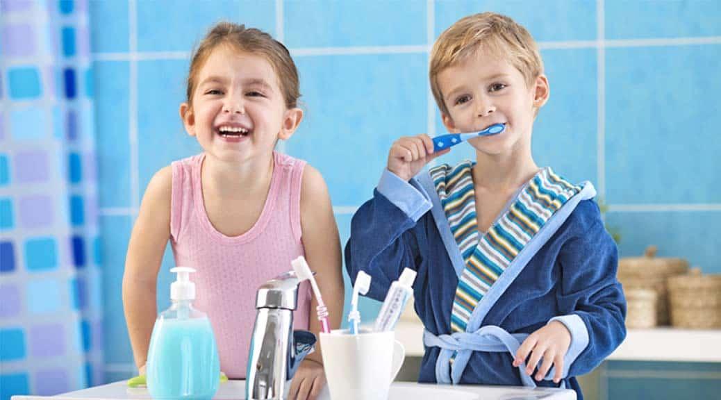 Igiene orale dei bambini ai tempi del Covid