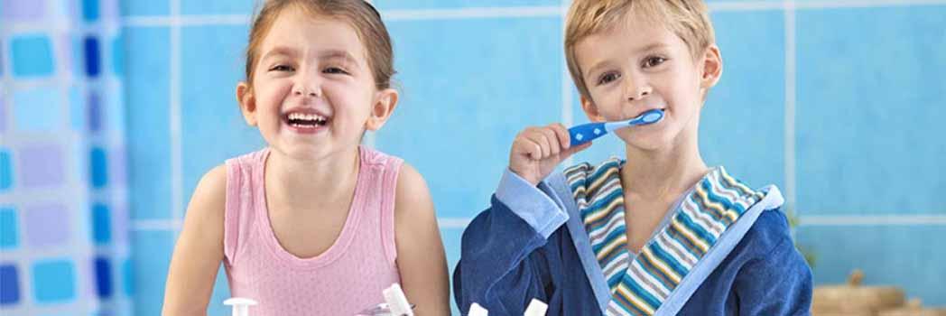 corsi igiene orale bambini