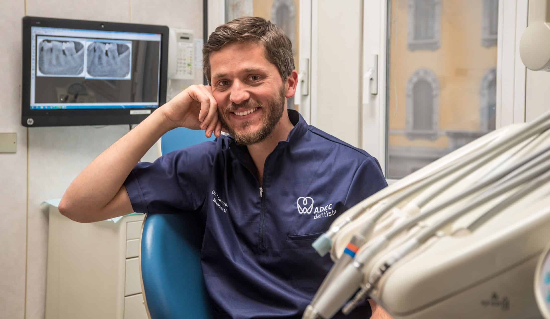 Con noi dal 2008, il Dott. Mascetti si occupa di estetica dentale ai livelli più raffinati