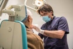 Il Dr. Christian Barbieri, il nostro specialista in Protesi