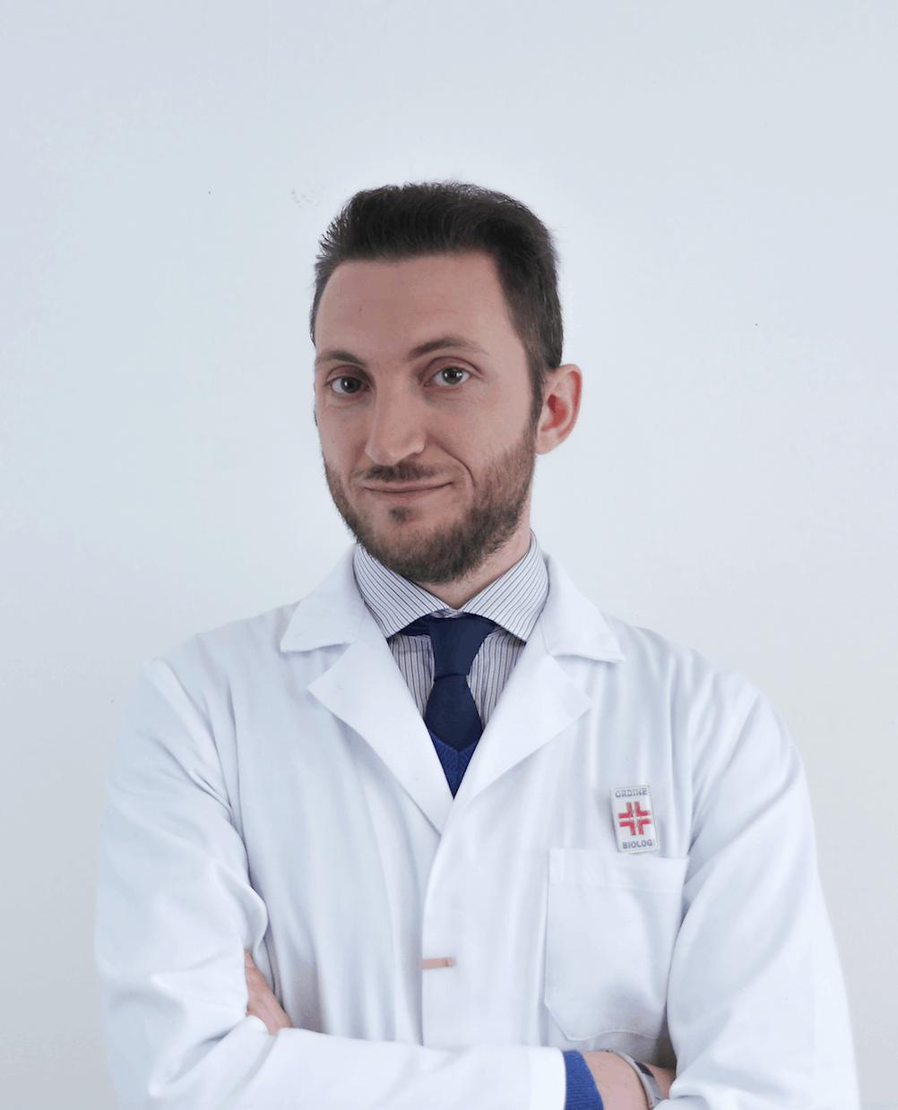 Danilo Calabrese nutrizionista milano