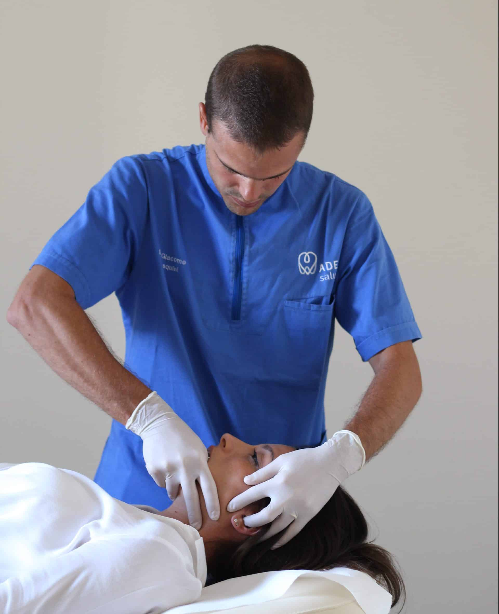 fisioterapia nell'odontoiatria