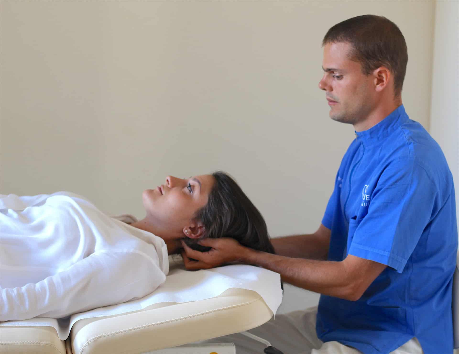 seduta collo fisioterapia