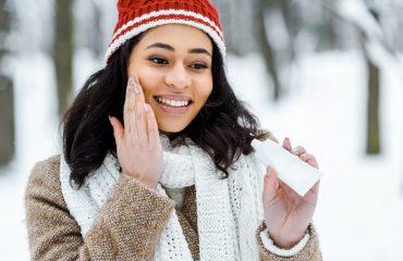 Freddo e cute: come proteggere la tua pelle