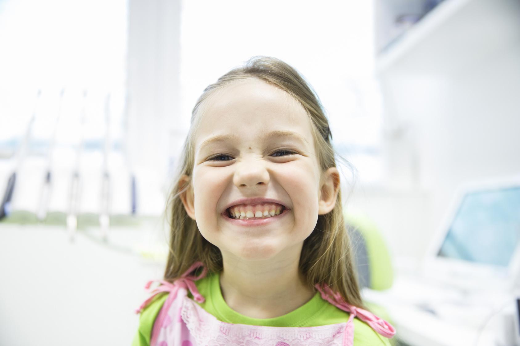 Le domande più frequenti sui denti dei bambini