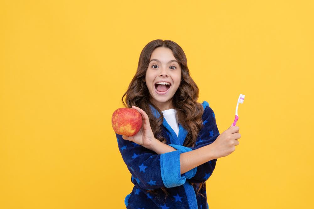 Carie nei bambini: cosa c'entra il nutrizionista?