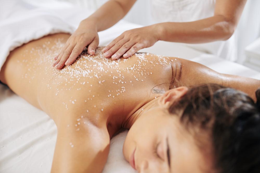 peeling corpo trattamento milano